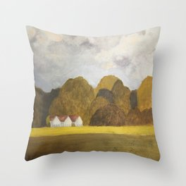 Storm is coming... Throw Pillow