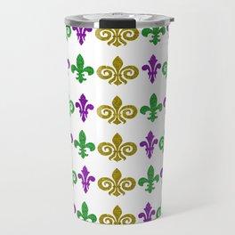 Fleur de Lis Heaven Travel Mug
