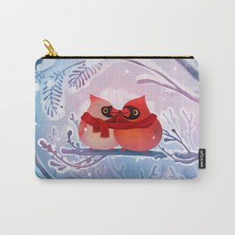 winter lovers Carry-All Pouch