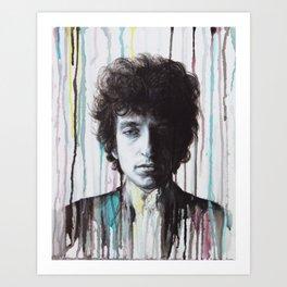 Like A Rolling Stone Art Print