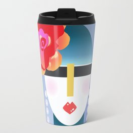 Big Blossom Travel Mug