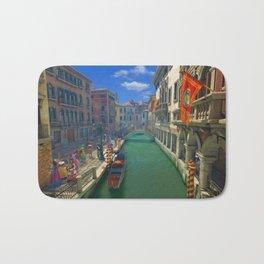 Venice Canal Ultra HD Bath Mat