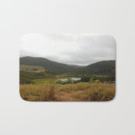 Winter Day Bath Mat