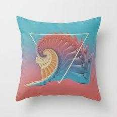 Fibonacci Throw Pillow