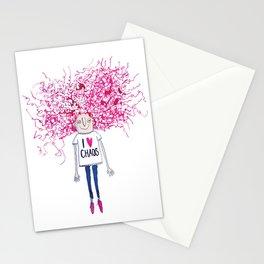 I love Chaos Stationery Cards