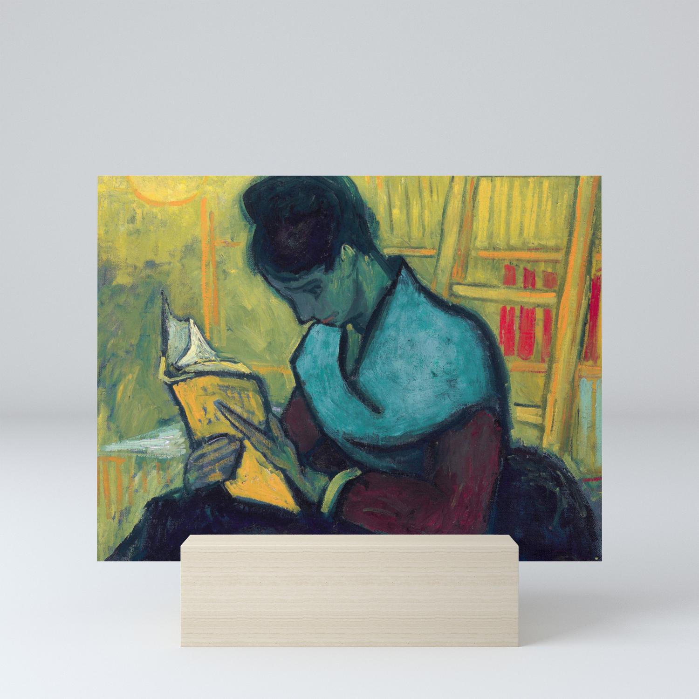The Novel Reader by Vincent van Gogh, 188