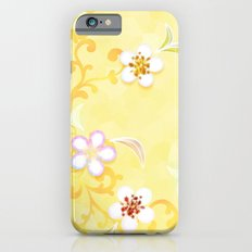 LIKE A FLOWER XV iPhone 6s Slim Case