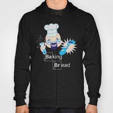 Baking Bread Kawaii Hoody