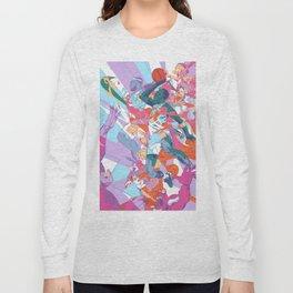 Space Jam Long Sleeve T-shirt
