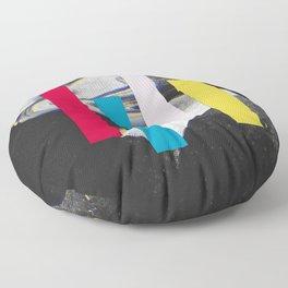 Glitch Floor Pillow