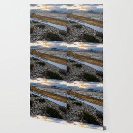 November Sunset Wallpaper