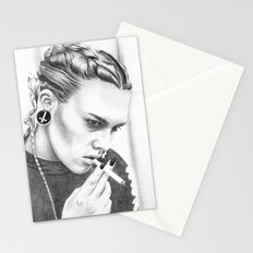Blazed and confused Stationery Cards
