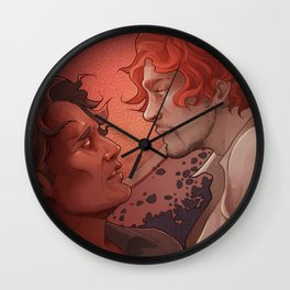 Drag me to Hell Wall Clock