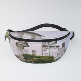 CLOVELLY MAIN STREET NORTH DEVON Fanny Pack