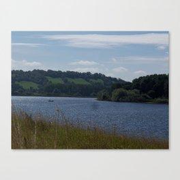 Chew Valley Lake Canvas Print