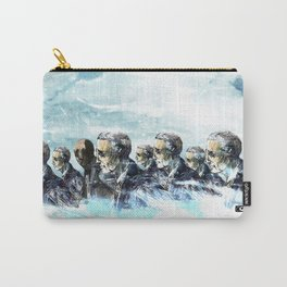 Unrecognisable Carry-All Pouch
