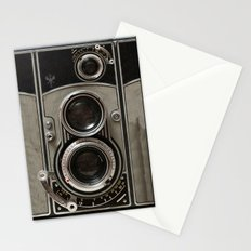 Vintage Camera 01 Stationery Cards