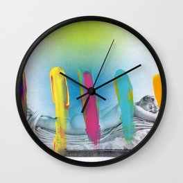 Composition 537 Wall Clock