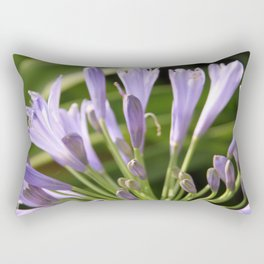 African lily Rectangular Pillow