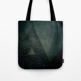 Black square comp. Tote Bag