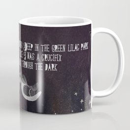 So Long, Marianne by Leonard Cohen Lyrics Coffee Mug
