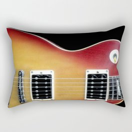 Les Paul Rectangular Pillow