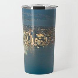 Seattle #4 Travel Mug