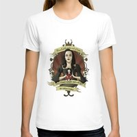 buffy the vampire slayer T-shirts featuring Drusilla - Buffy the Vampire Slayer by muin+staers