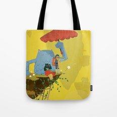 Matilda and Bouru - Melancholy Tote Bag