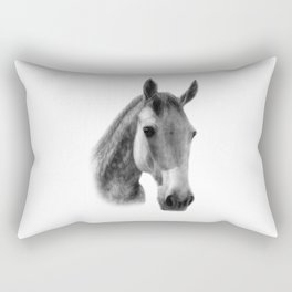 Dapple Horse Rectangular Pillow