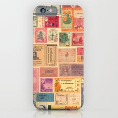 Places, Elsewhere iPhone 6 Slim Case
