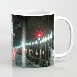 DC At Night Coffee Mug
