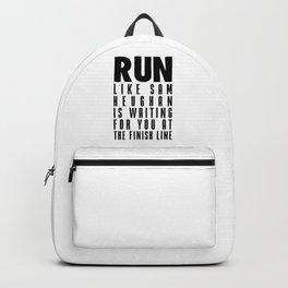 RUN LIKE SAM HEUGHAN Backpack