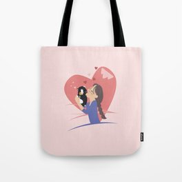 A big hug Tote Bag