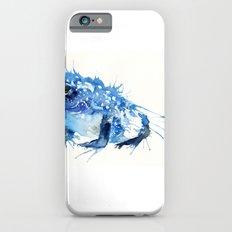 I Feel Blue iPhone 6s Slim Case