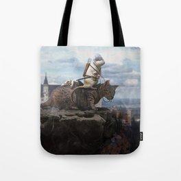 The Dragon Hunter Tote Bag