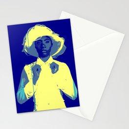 Blueberry Tart Stationery Cards