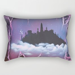 Once Upon A Castle Rectangular Pillow