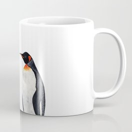 EMPEROR & KING PENGUIN Coffee Mug
