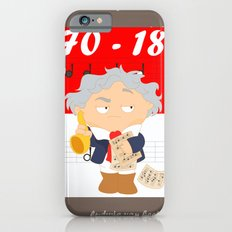 Ludwig van Beethoven iPhone 6s Slim Case