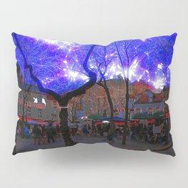Magical Montmartre Pillow Sham