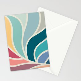Sinouse leave beauty  Stationery Cards