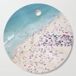 beach - summer love Cutting Board
