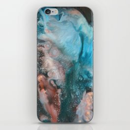 Ride the Storm iPhone Skin