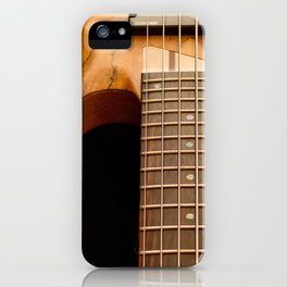 Music is a Moral Law ~ Bass Guitar iPhone Case