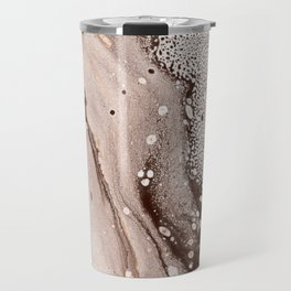 Abstraction #5 Travel Mug