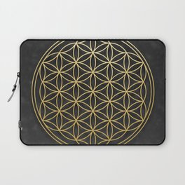 The Flower of Life Laptop Sleeve