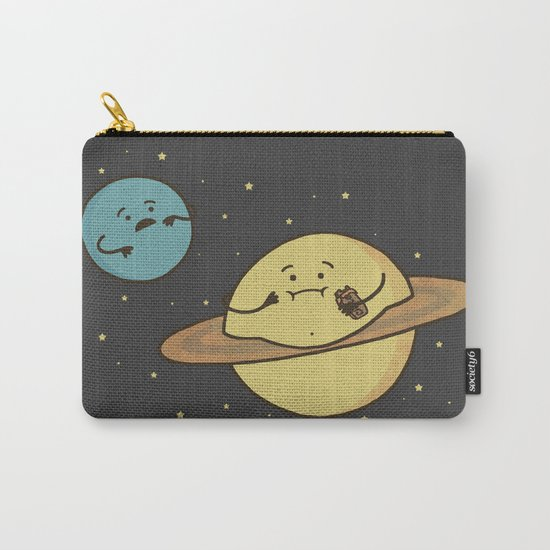 Faturn Carry-All Pouch
