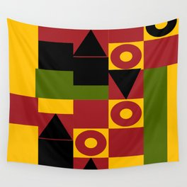 Jamaica African Hip hop Retro Wall Tapestry