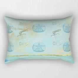 Beach Design Rectangular Pillow